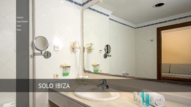 Hostal Aparthotel Vell Mari booking