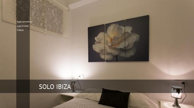Apartamentos Apartment Fideus booking