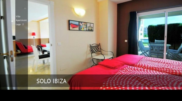 Villa Apartment Lago 2 booking