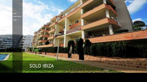 Villa Apartment Lago 2 opiniones