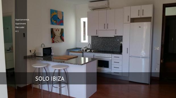 Apartamentos Apartment Mercadal 4-1 booking