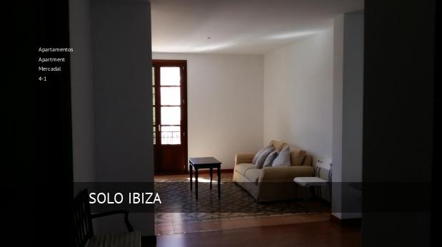 Apartamentos Apartment Mercadal 4-1 opiniones