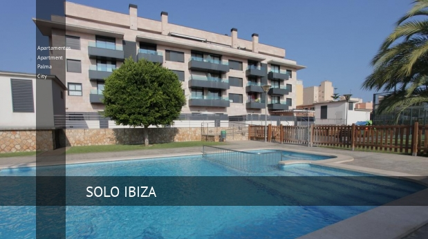Apartamentos Apartment Palma City reverva