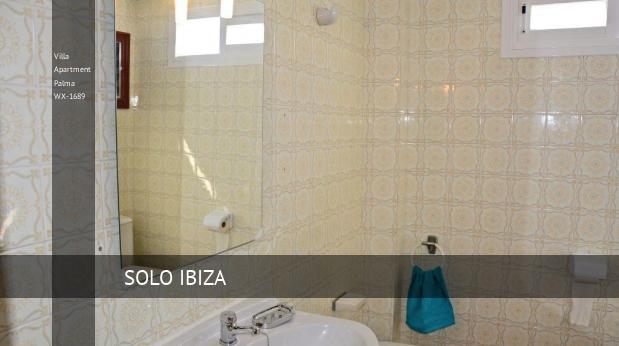 Villa Apartment Palma WX-1689 booking