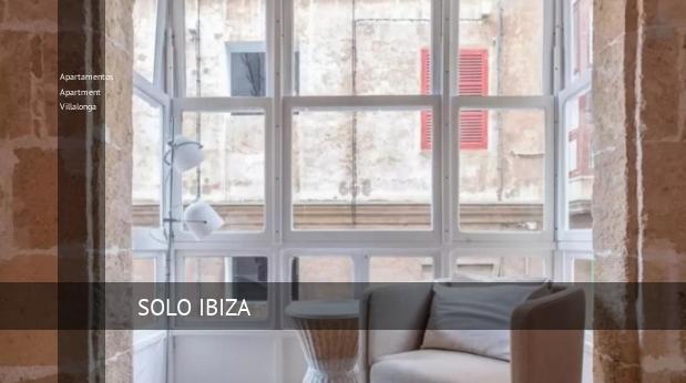 Apartamentos Apartment Villalonga booking