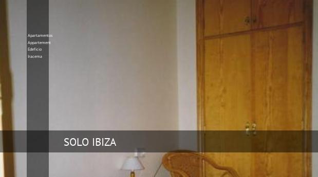 Apartamentos Appartement Edeficio Iracema booking