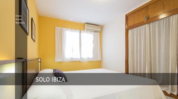 Hostal Arenal Balneario booking