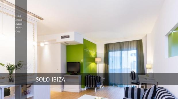 Hotel Artiem Audax - Solo Adultos booking