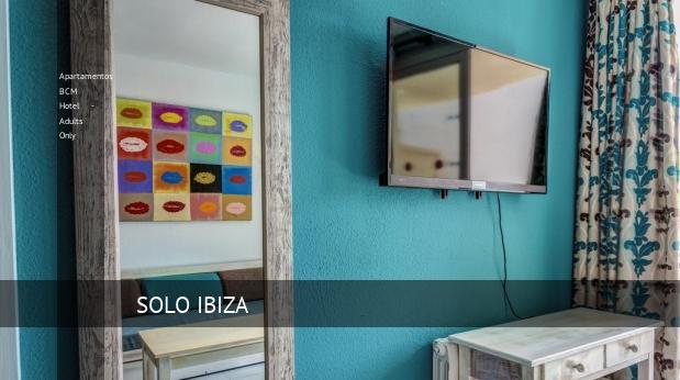 Apartamentos BCM Hotel - Solo Adultos booking