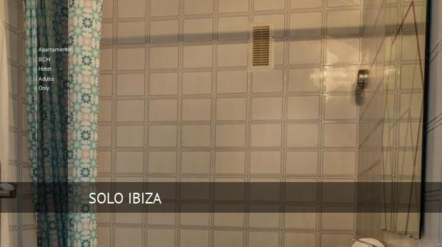 Apartamentos BCM Hotel - Solo Adultos opiniones