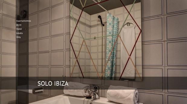 Apartamentos BCM Hotel - Solo Adultos reverva