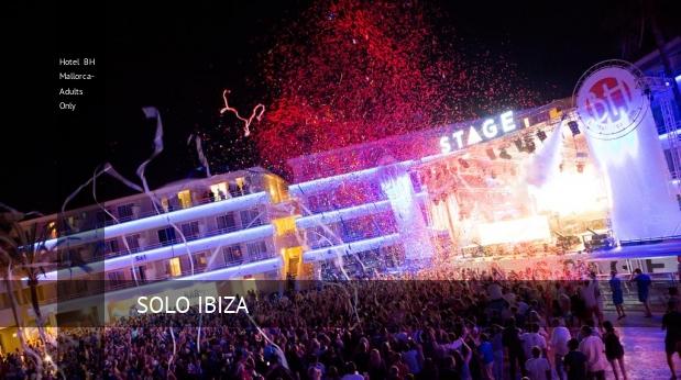 Hotel BH Mallorca- Solo Adultos reverva