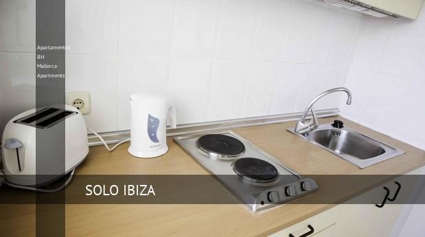 Apartamentos BH Mallorca Apartments reverva