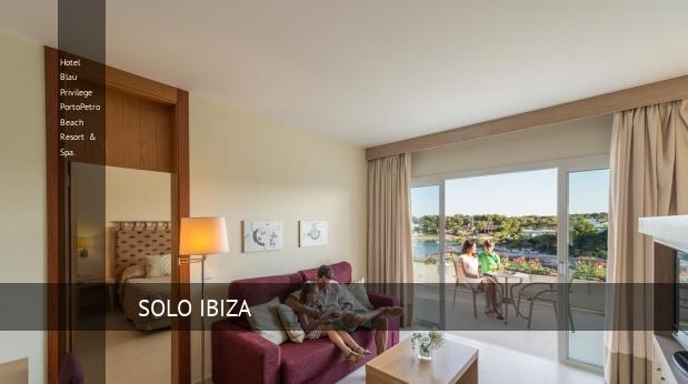 Hotel Blau Privilege PortoPetro Beach Resort & Spa. habitaciones