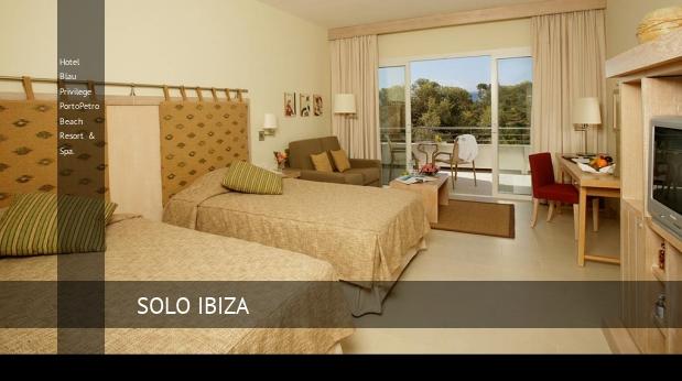 Hotel Blau Privilege PortoPetro Beach Resort & Spa. reverva