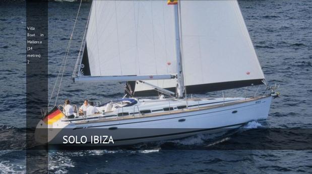 Villa Boat in Mallorca (14 metres) 2
