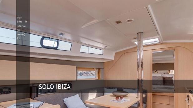 Villa Boat in Pollença (12 metres) 3