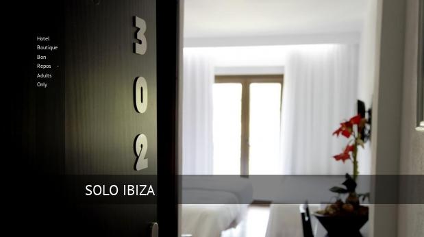 Hotel Boutique Bon Repos - Solo Adultos barato