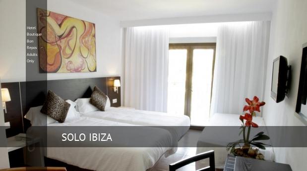 Hotel Boutique Bon Repos - Solo Adultos baratos