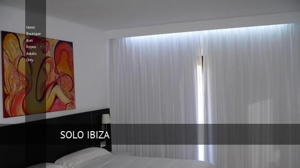Hotel Boutique Bon Repos - Solo Adultos booking