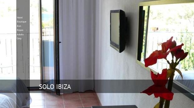 Hotel Boutique Bon Repos - Solo Adultos opiniones