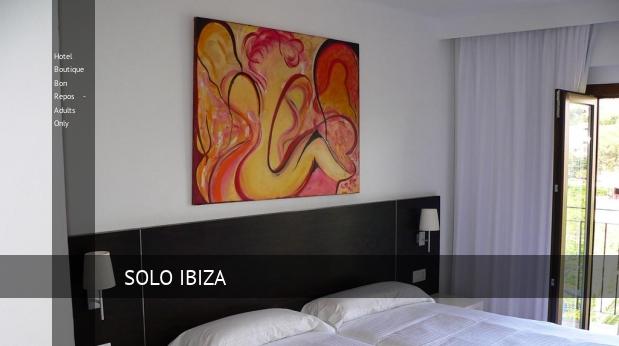 Hotel Boutique Bon Repos - Solo Adultos reverva