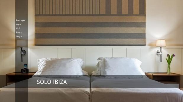 Boutique Hotel H10 Punta Negra consejo