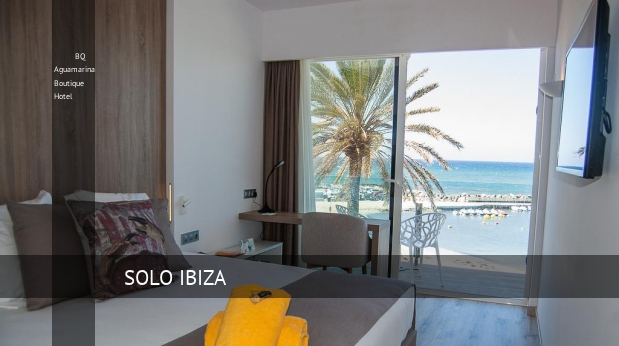 BQ Aguamarina Boutique Hotel booking