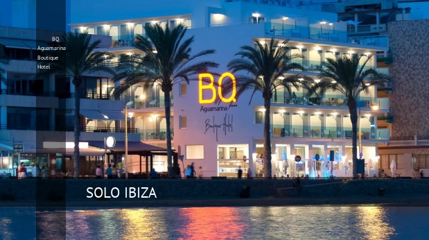 Hotel BQ Aguamarina Boutique Hotel