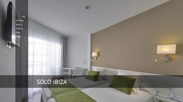 BQ Amfora Beach Solo Adultos Hotel opiniones
