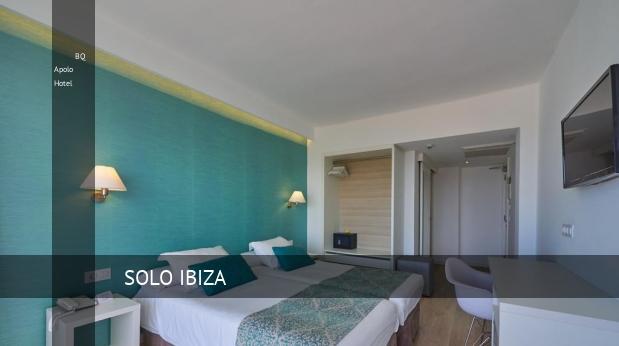 BQ Apolo Hotel reservas
