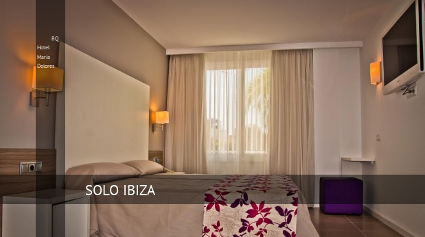 BQ Hotel Maria Dolores booking