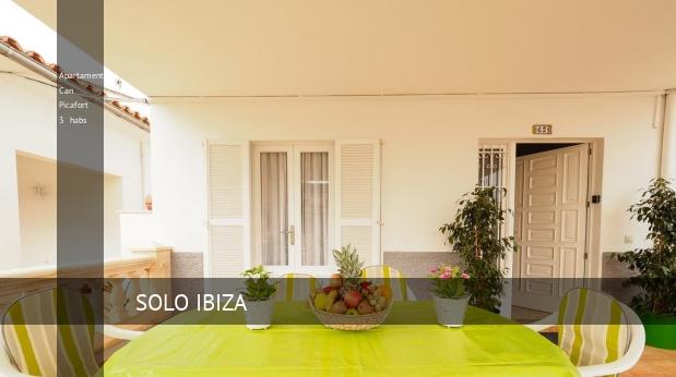Apartamentos Can Picafort 3 habs opiniones