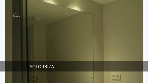 Hotel Carabela opiniones