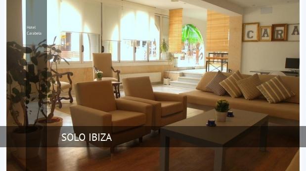 Hotel Carabela reservas