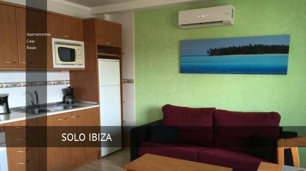 Apartamentos Casa Baulo