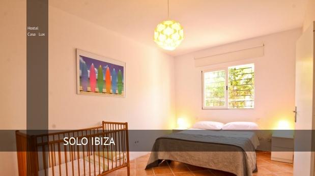 Hostal Casa Lux reverva