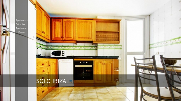 Apartamentos Colombo Apartment - Palma booking