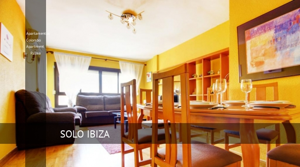 Apartamentos Colombo Apartment - Palma opiniones