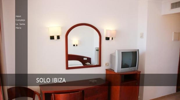 Hotel Complejo La Santa María booking