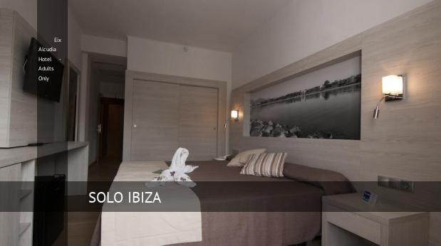 Eix Alcudia Hotel - Solo Adultos Mallorca