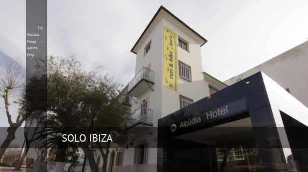 Hotel Eix Alcudia Hotel - Adults Only