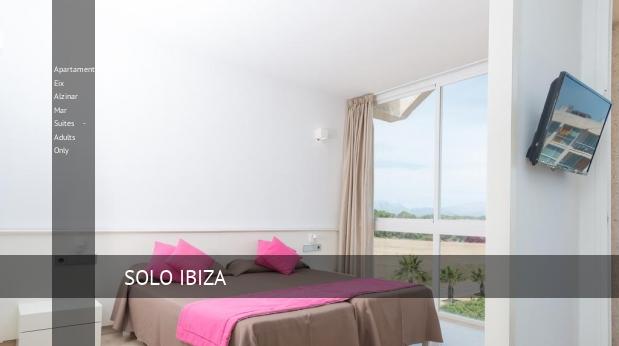 Apartamentos Eix Alzinar Mar Suites - Solo Adultos booking