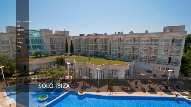 Apartamentos Eix Alzinar Mar Suites - Solo Adultos opiniones