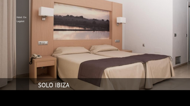 Hotel Eix Lagotel reservas