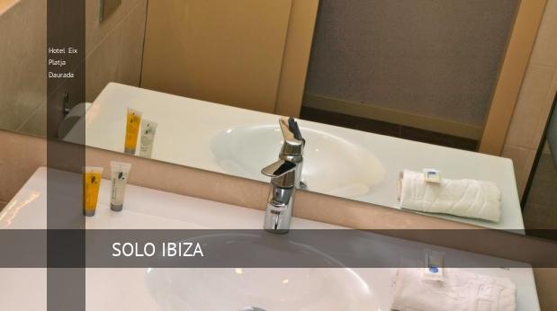 Hotel Eix Platja Daurada opiniones