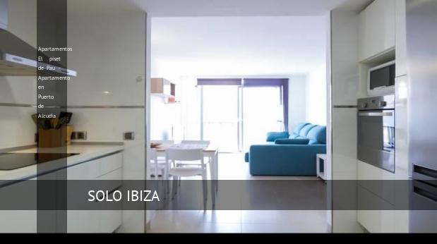 El piset de Pau - Apartamento en Puerto de Alcudia