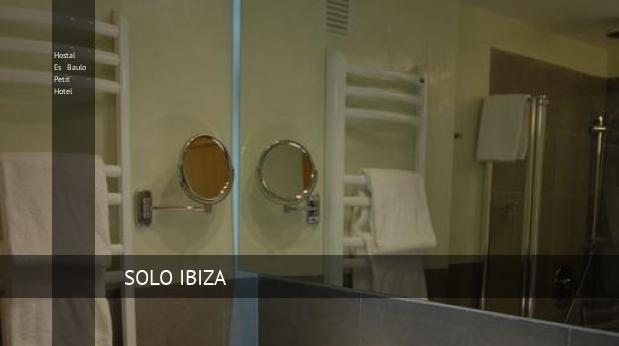 Hostal Es Baulo Petit Hotel baratos