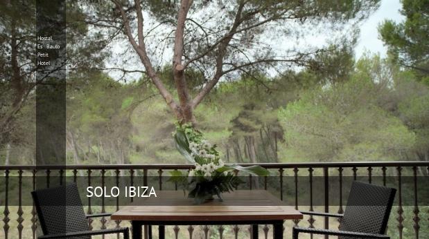 Hostal Es Baulo Petit Hotel reverva