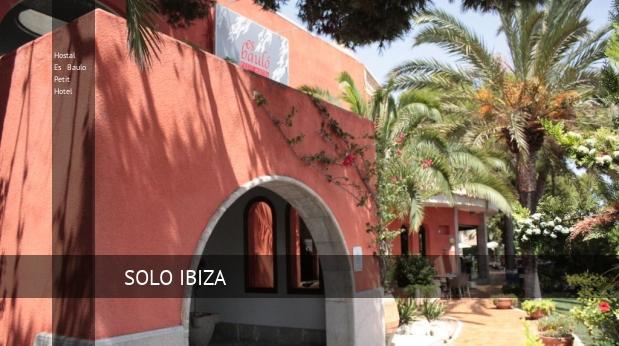 Hostal Es Baulo Petit Hotel